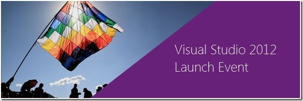 VS 2012 launch